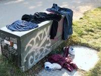 Tøj søger ejer