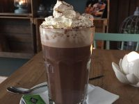 Få varmen med en chokolatte