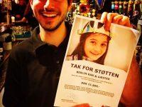 Berlin Bar giver en hjælpende hånd