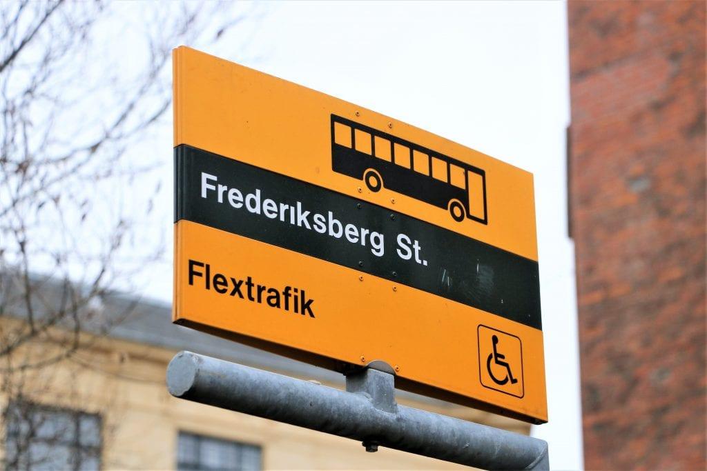 Trafikomlægning på Roskildevej