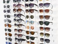 Solbrillerne er fremme i Vision