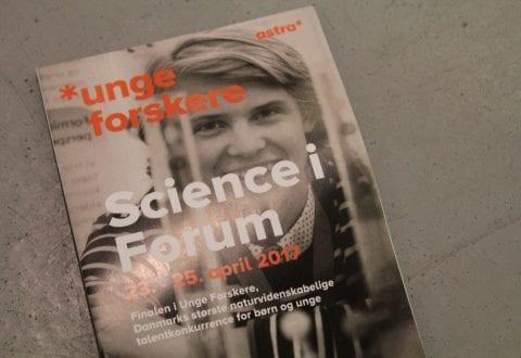 Unge forskere i Forum