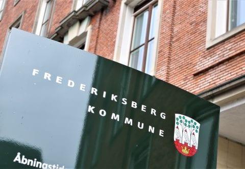 Frederiksberg Kommune. Foto Anne Beth Witte