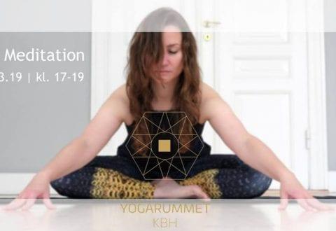 Foto: Yogarummet KBHYin + Meditation