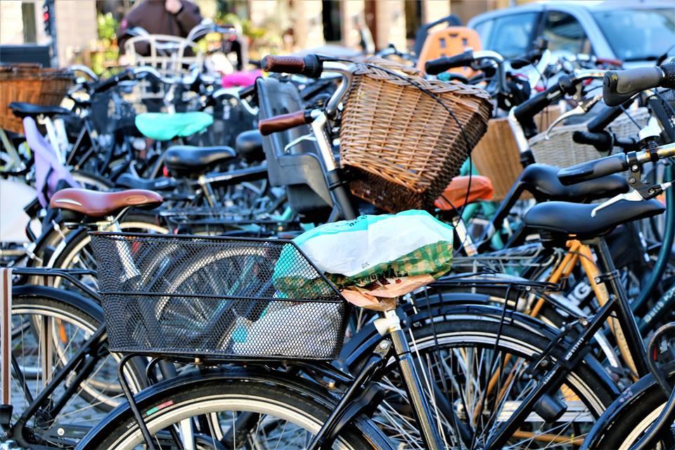 Frederiksberg Kommune mærker cykler til årlig forårsindsamling