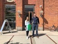 Lån en pose på Biblioteket Frederiksberg.