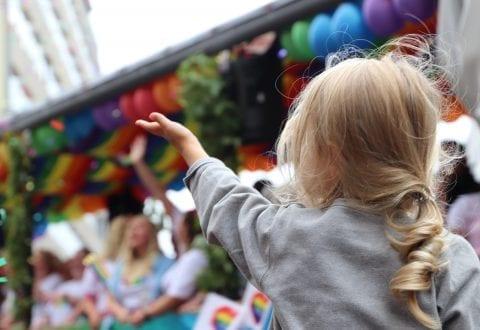 Pride 2019 – en regnbue over København
