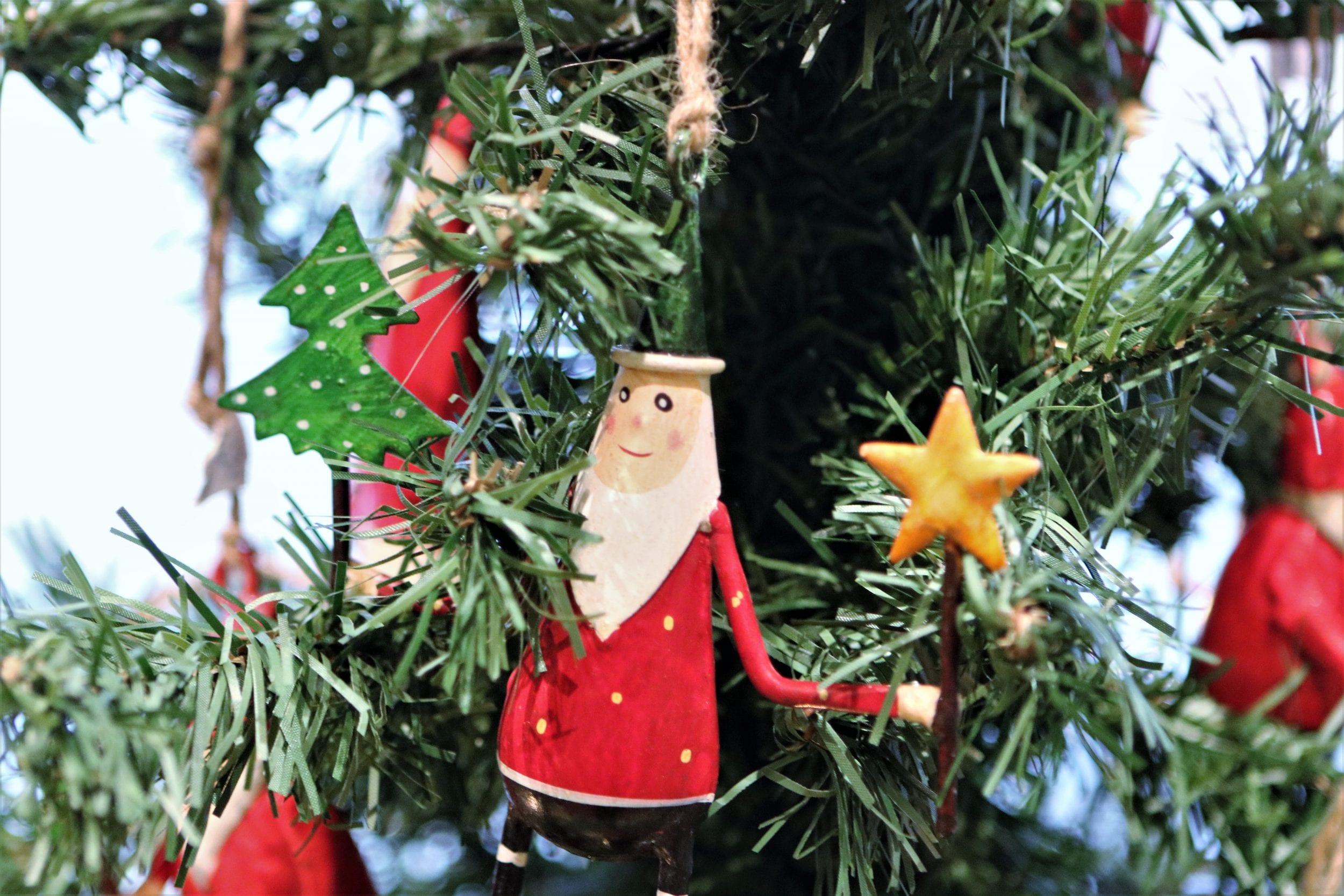 Afhentning af affald omkring jul og nytår