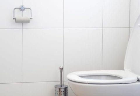 Toilet, foto: HOFOR