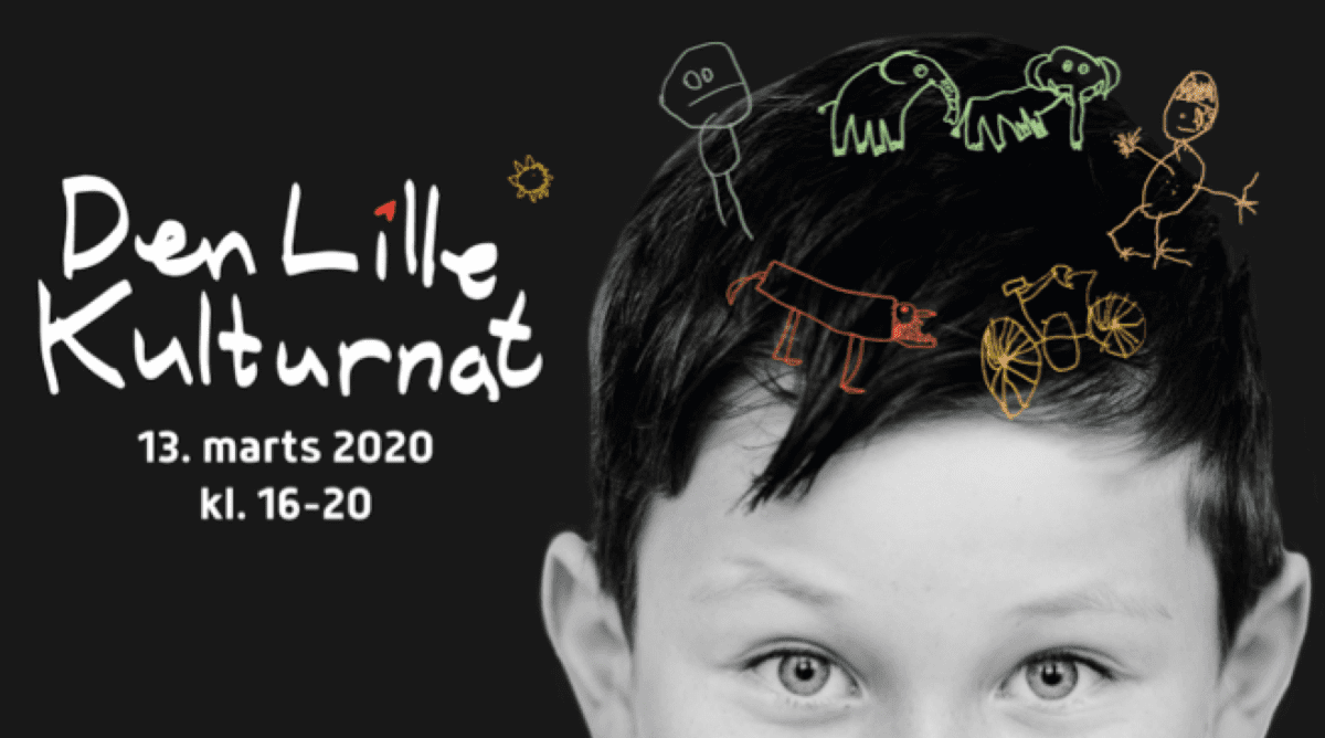 Den Lille Kulturnat gennemføres som planlagt