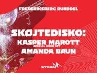 Foto: Strøm Skøjtedisko: Kasper Marott + Amanda Baun