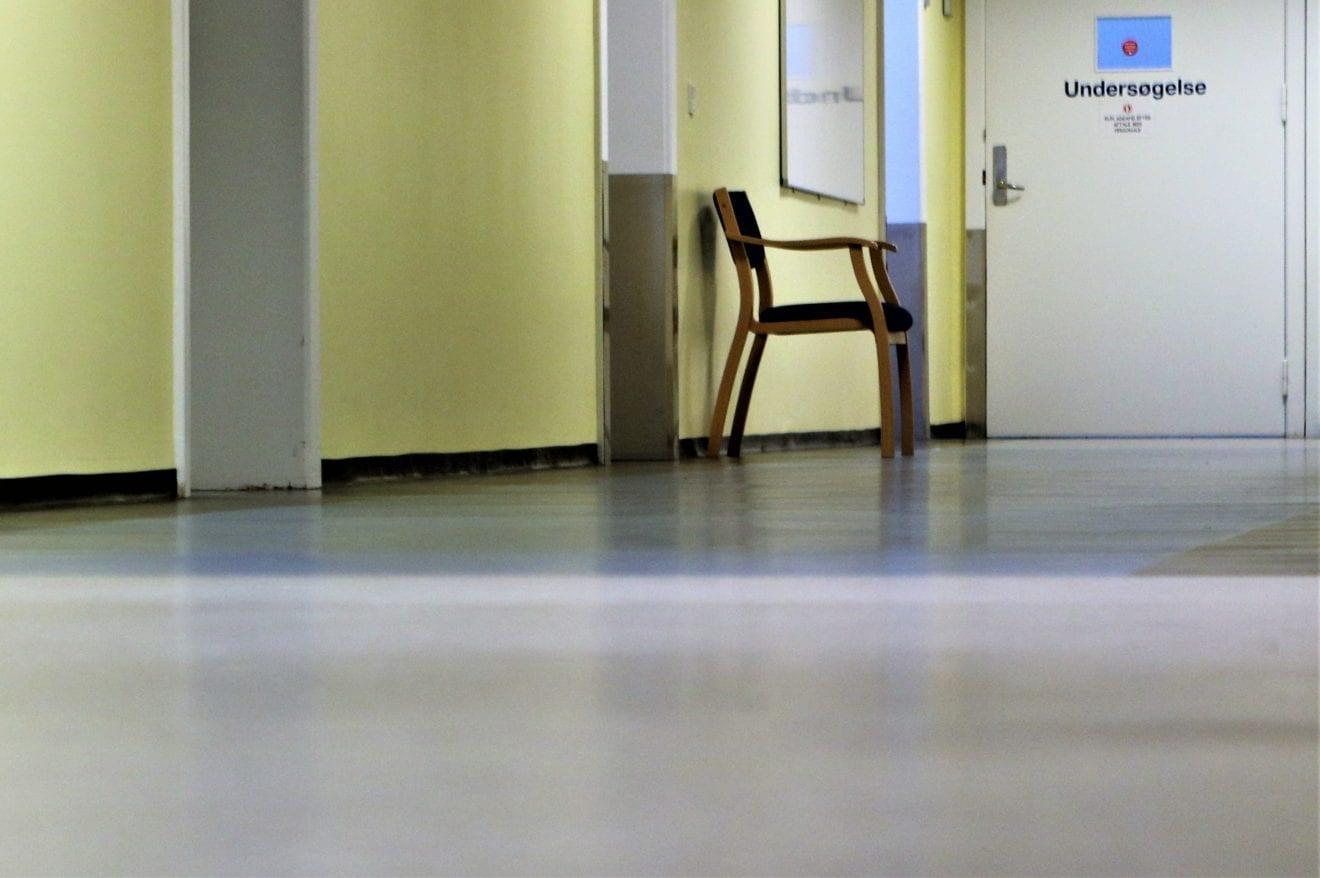 Sygeplejerskerne strejker