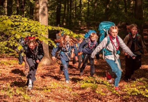 Dansk Skoleidræt og Spejderne indleder samarbejde om bevægelse
