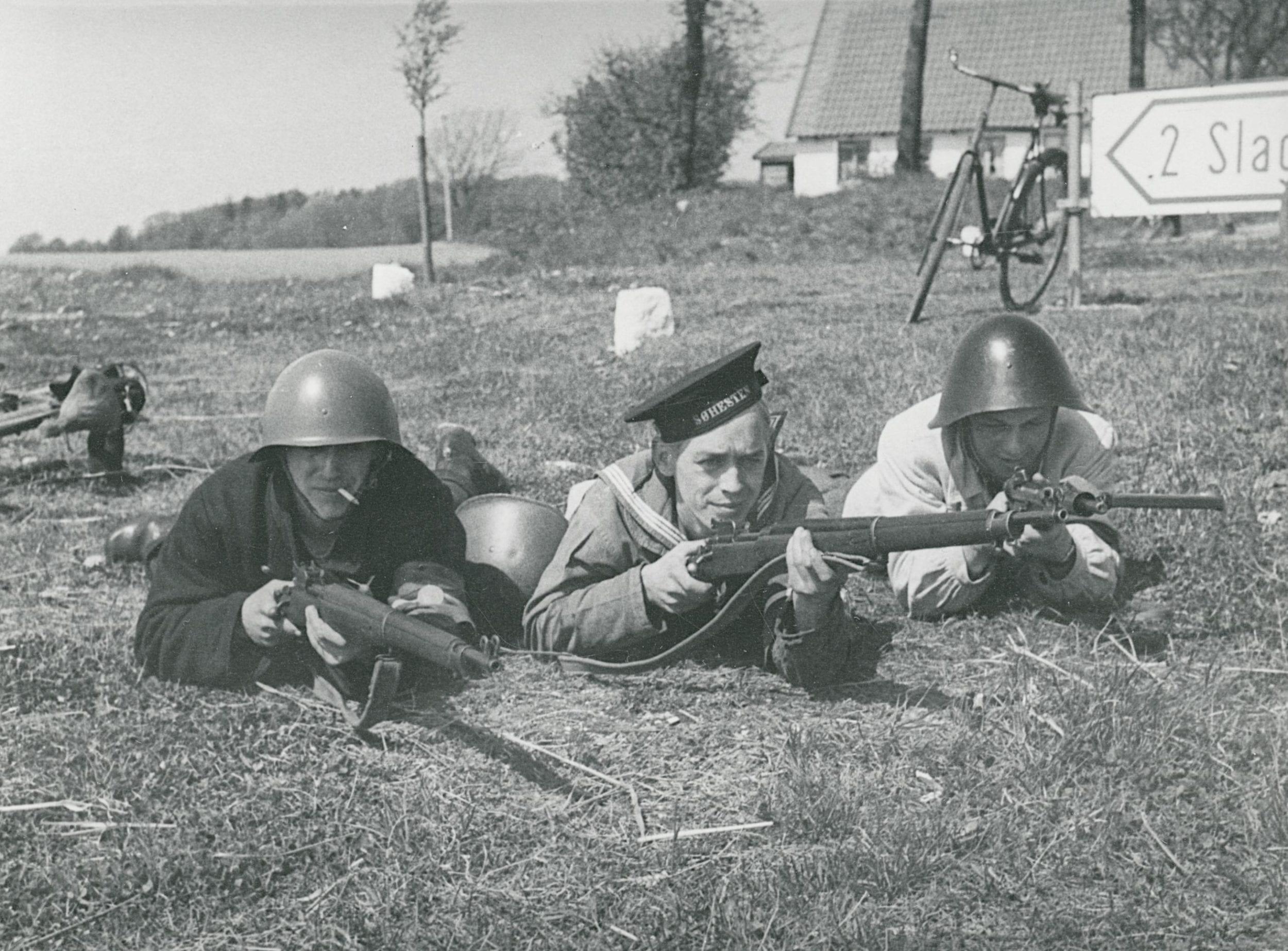 Flere end 16.000 sjællændere var aktive i modstandsbevægelsen under krigen