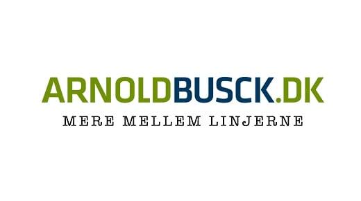 Arnold Busck er reddet