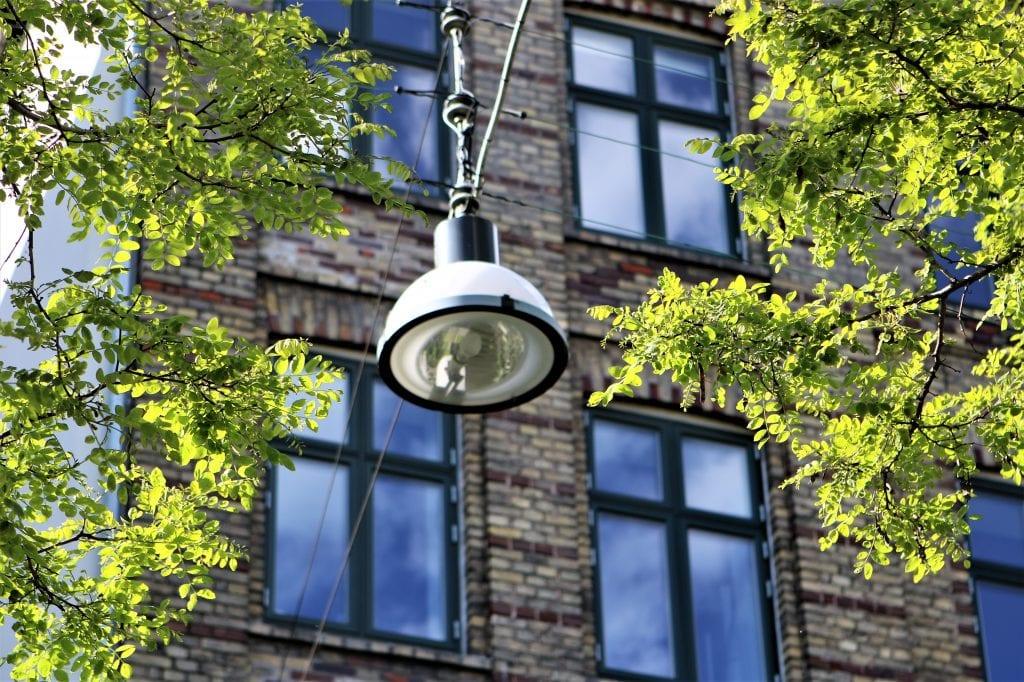 Frederiksberg halverer CO2 udledningen fra vejbelysning
