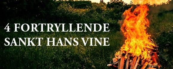 4 fortryllende Sankt Hans vine