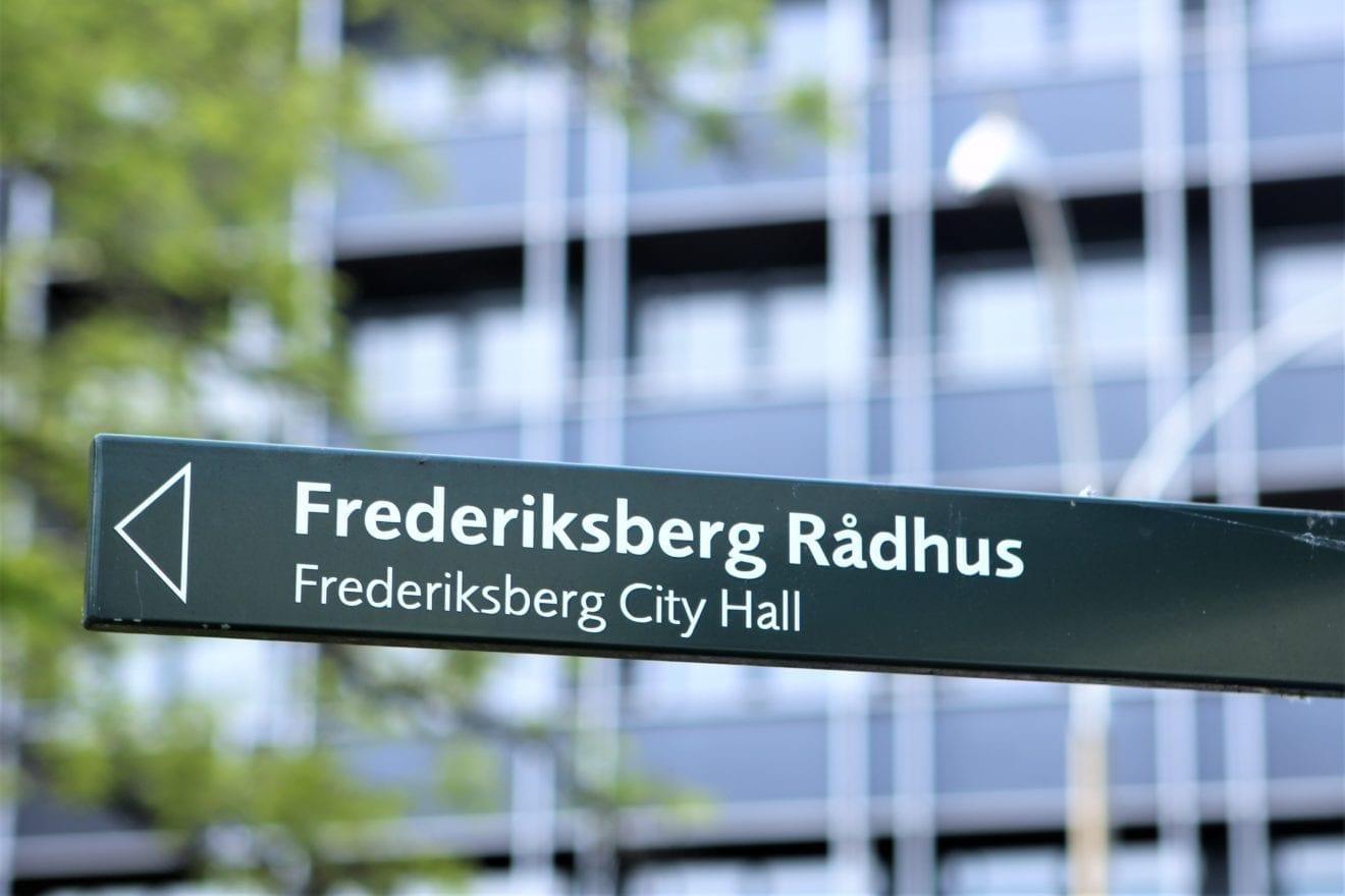 Nu genåbner borgerservice på Frederiksberg Rådhus