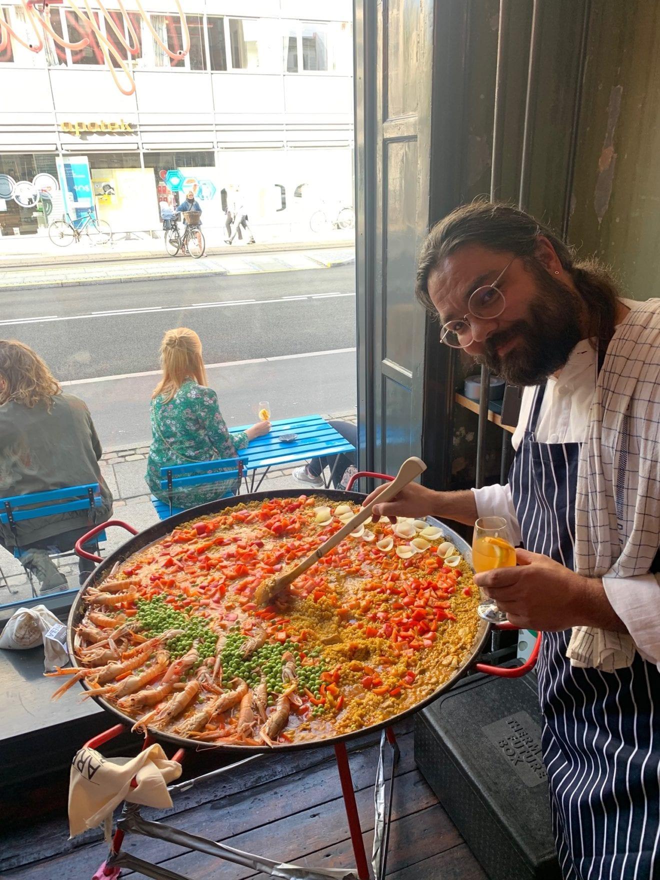 Paella of love