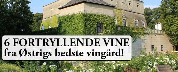 6 fortryllende vine...