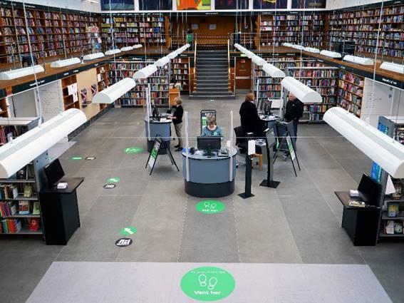 Kom til borgermøde og sæt en ny retning for biblioteket