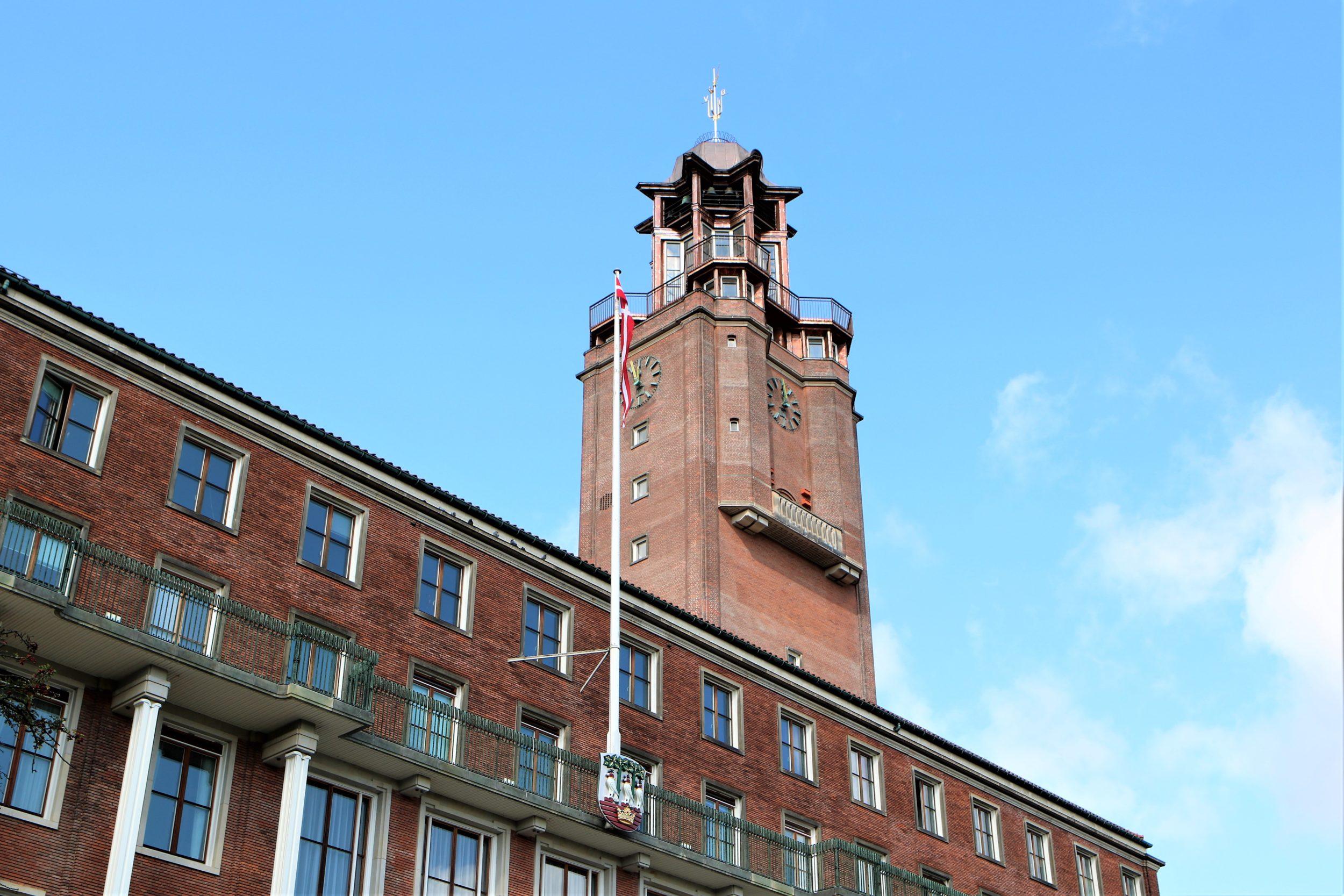 Anlægsarbejdet på Frederiksberg Bakke er udskudt