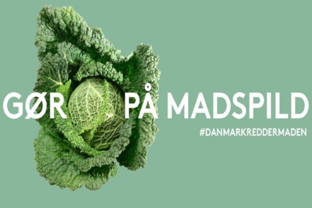 Danmark sætter fokus på madspild d. 29 sept.
