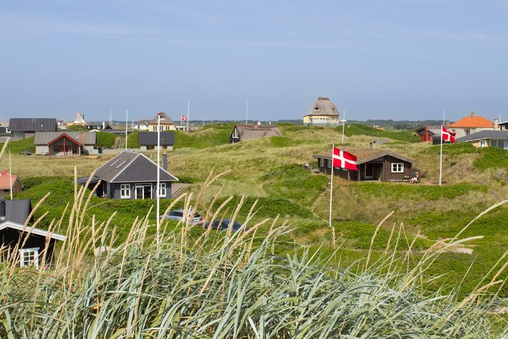 Rift om de danske sommerhuse i efterårsferien