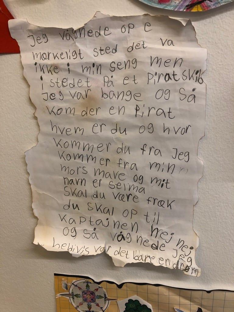 Frederiksberg-børns fortællinger på Solbjerg Plads