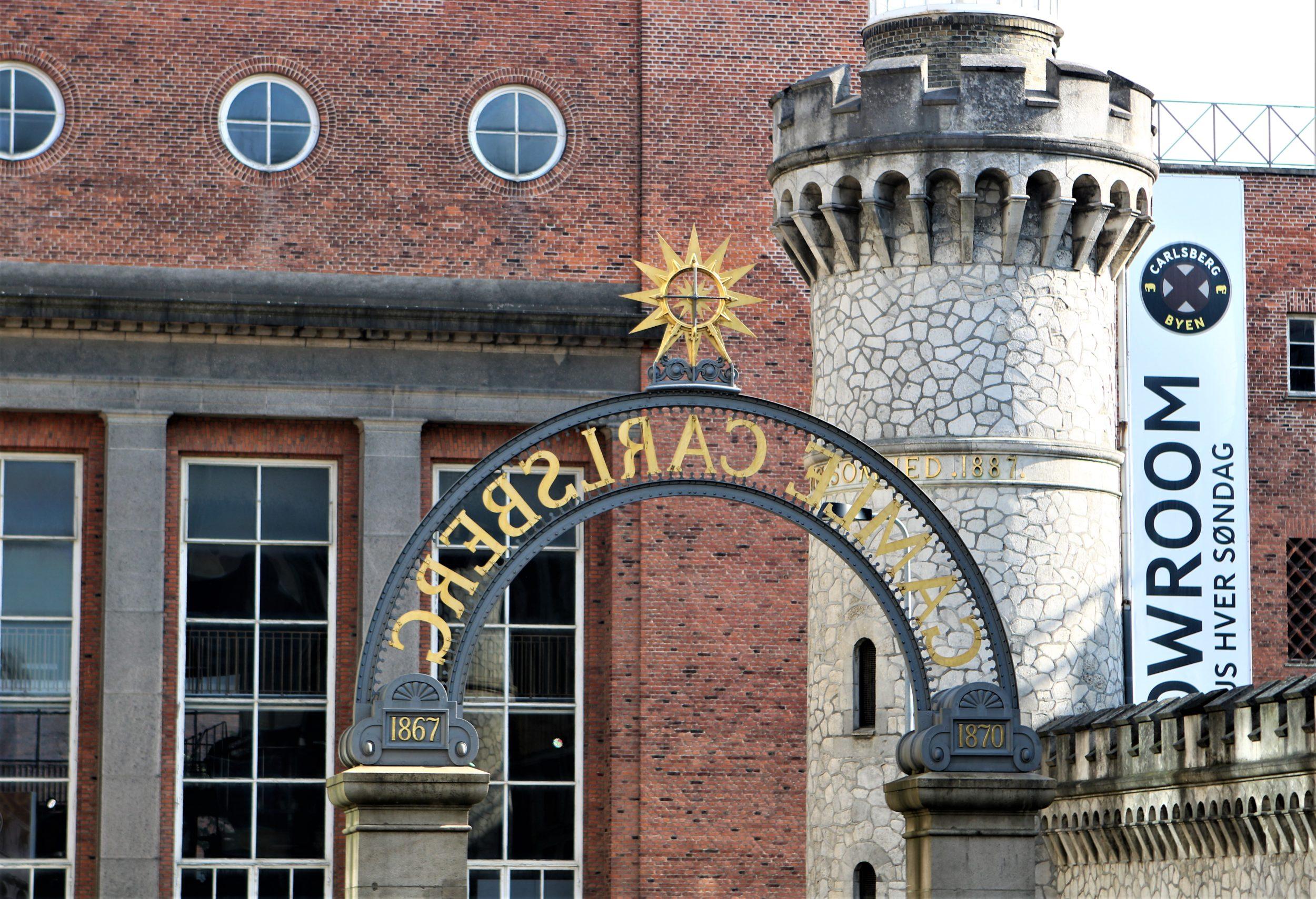 Den historiske arkitektur – Carlsberg Byen