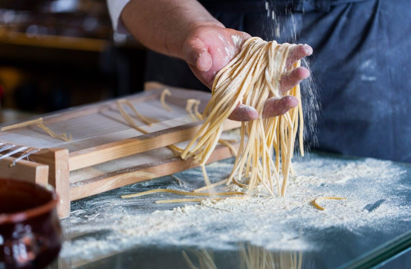 Ægte italiensk nytårsmenu fra FAMO