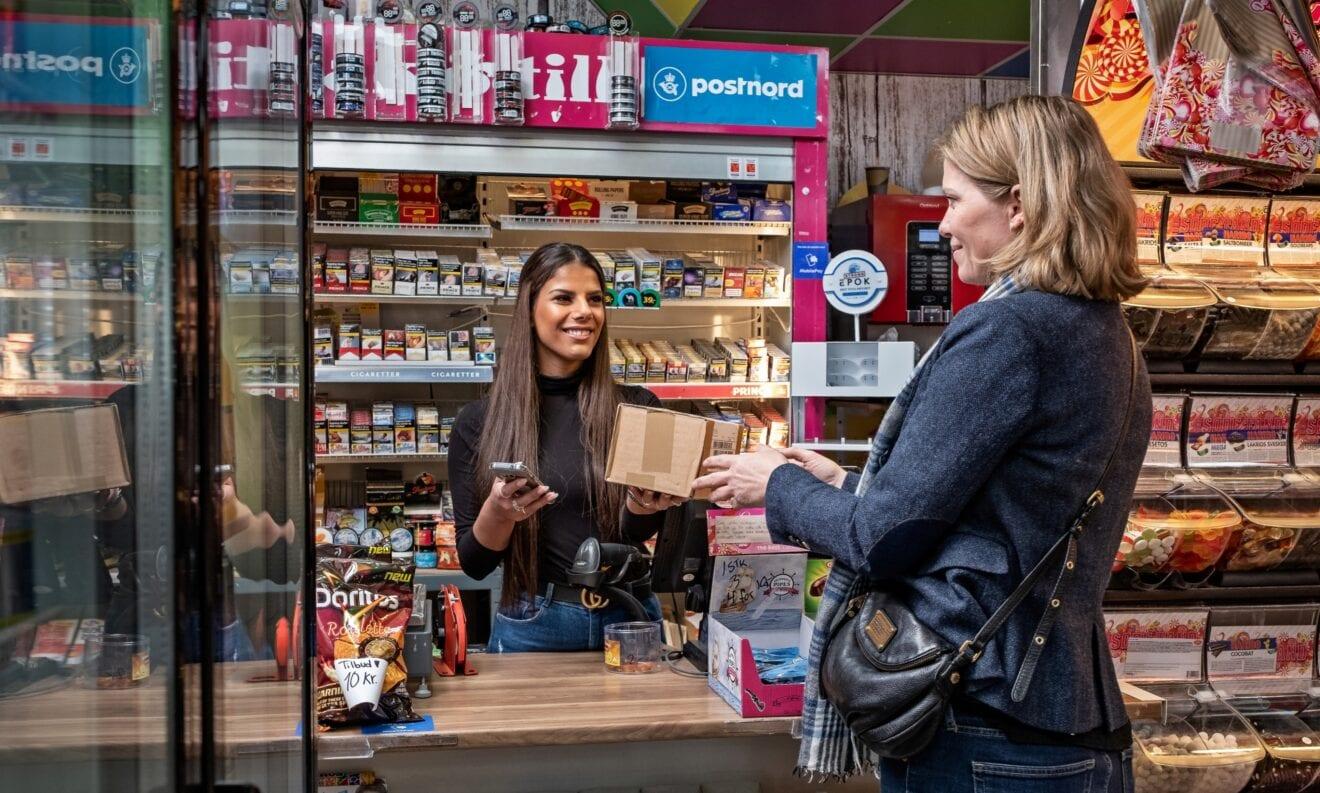 PostNord åbner nyt udleveringssted på frederiksberg