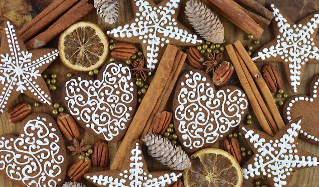 Tid til jule småkager