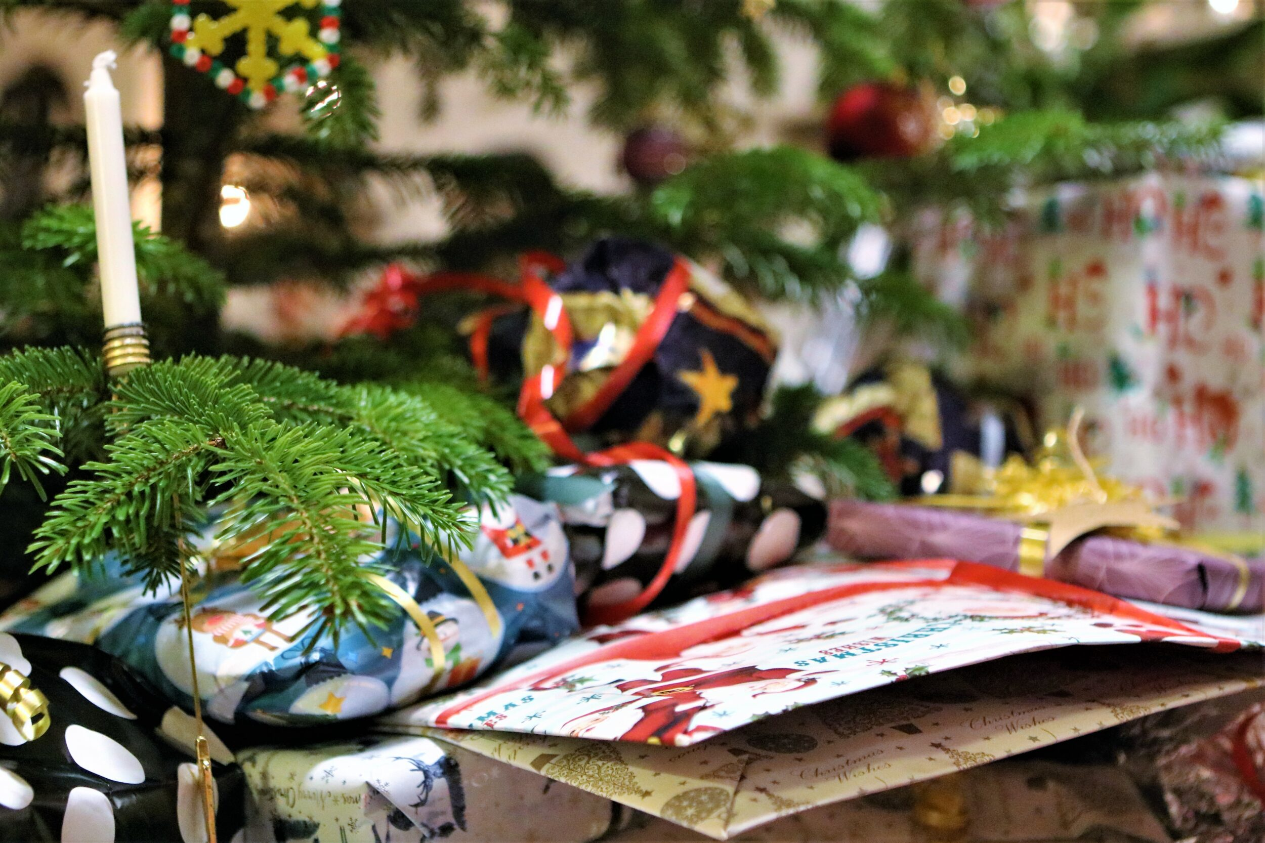Hvordan kan vi være sammen i julen?