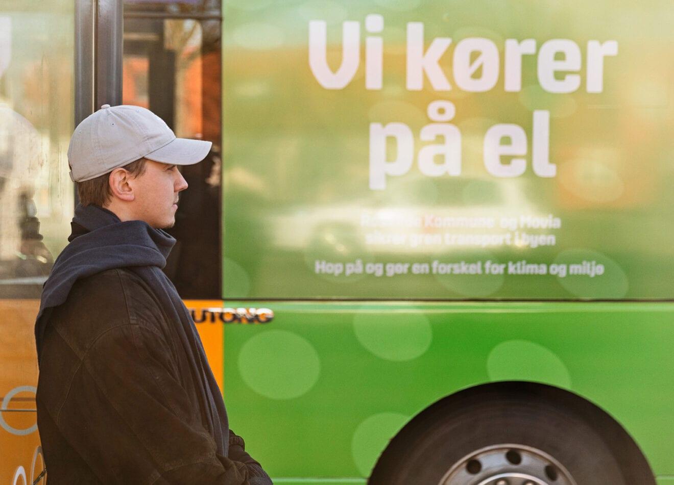 Flere grønne busser på vej i Storkøbenhavn: 6A og 7A skal køre på el