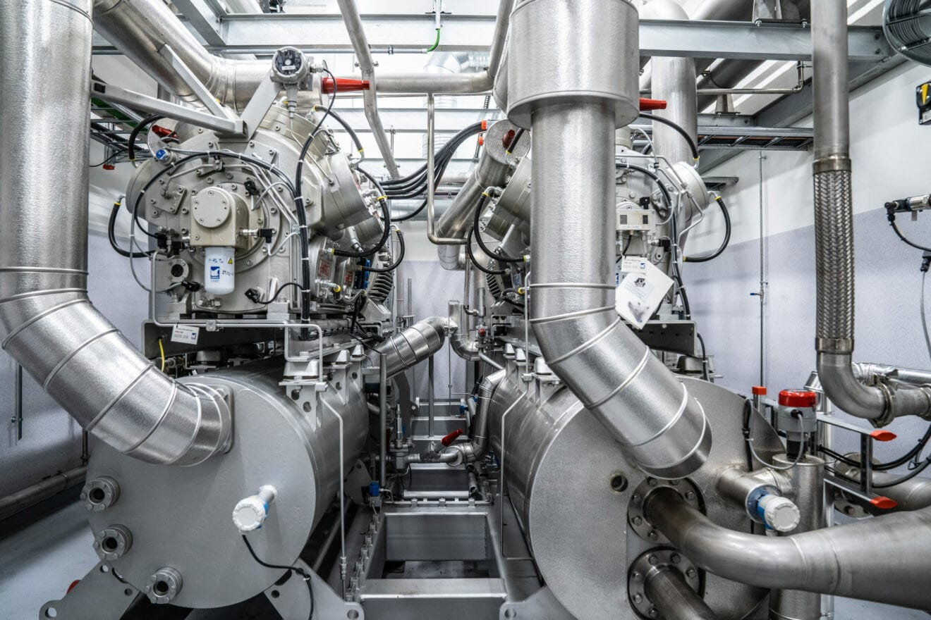 HOFOR forvandler overskudsvarme fra Novozymes til grøn fjernvarme