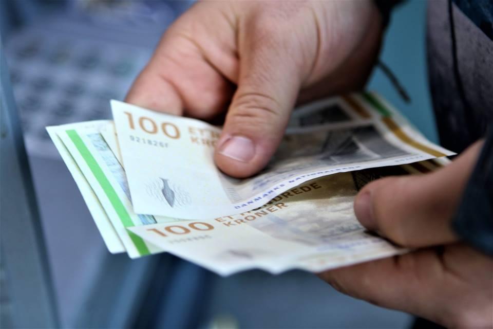 Over 2 millioner lønmodtagere har bestilt deres indefrosne feriepenge