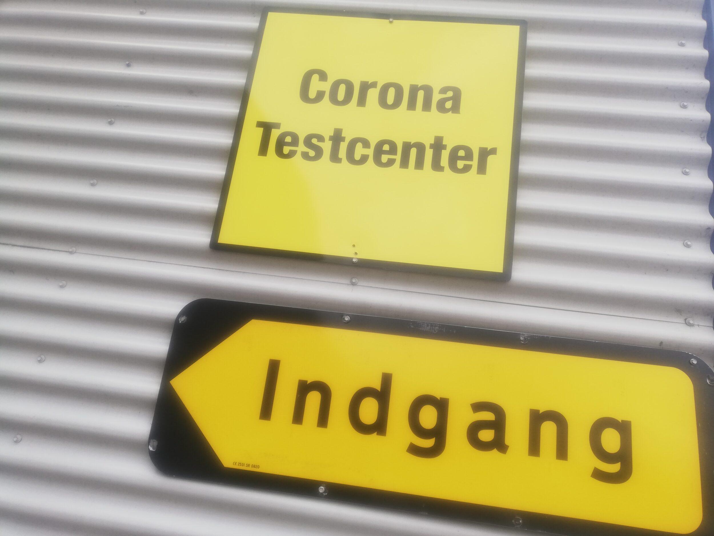 PCR-testcenter på Stockflethsvej åbner igen