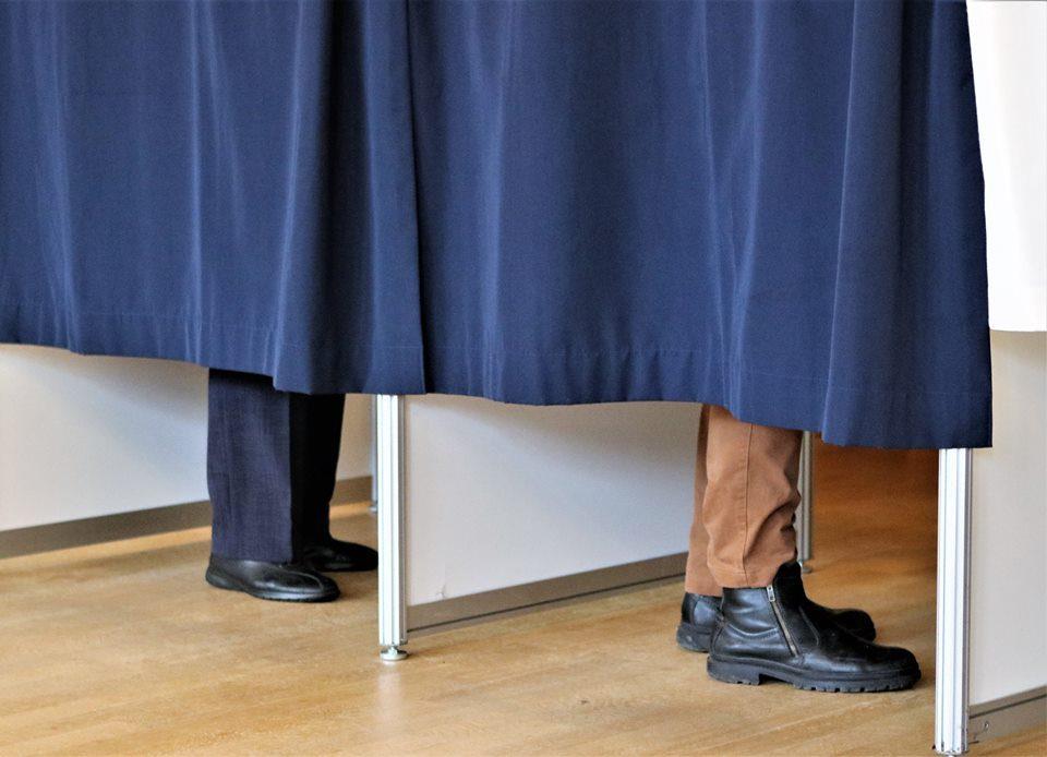 Brevstemme til kommunalvalget 2021