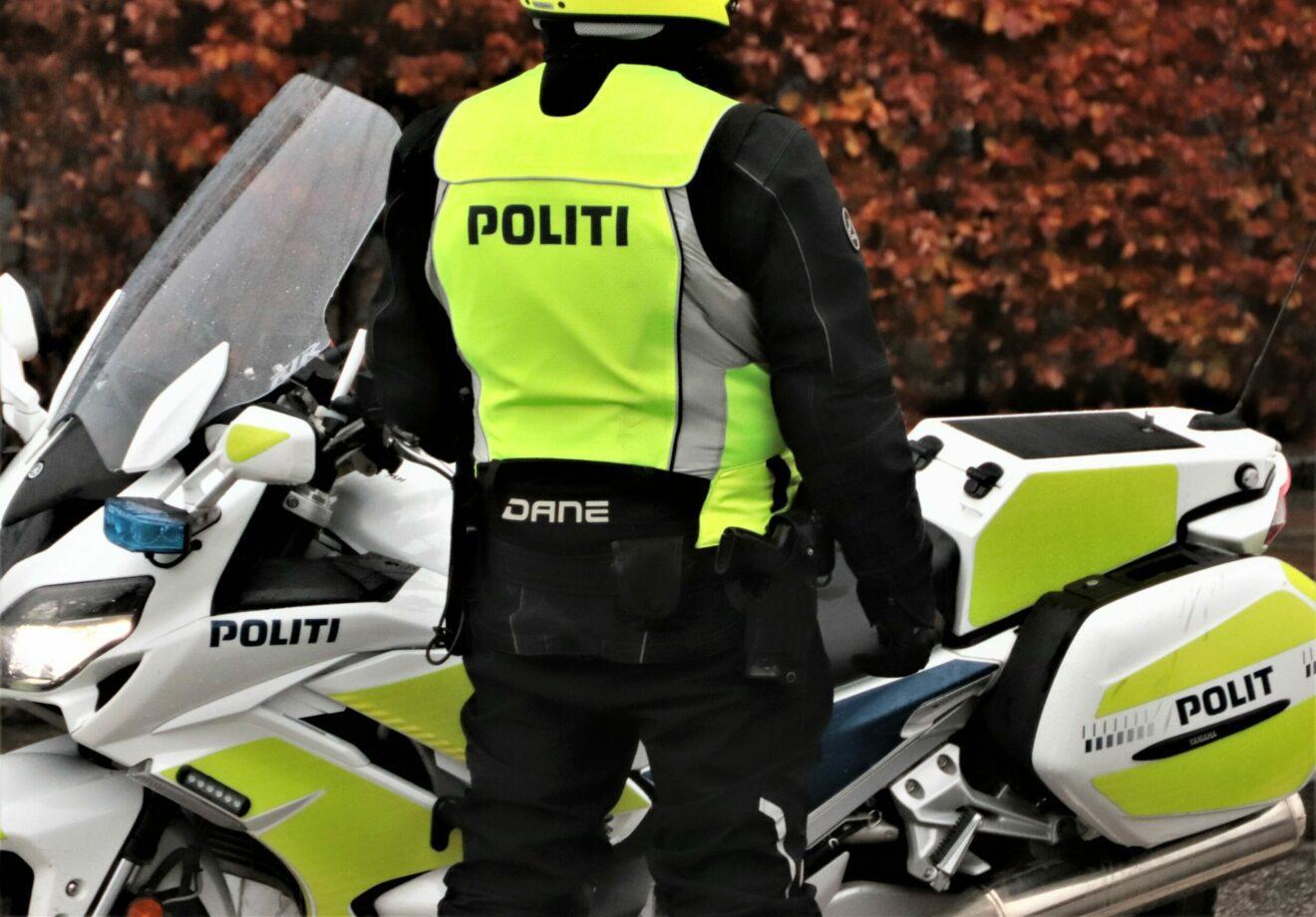 Politiet gennemfører hastighedskontrol i uge 41